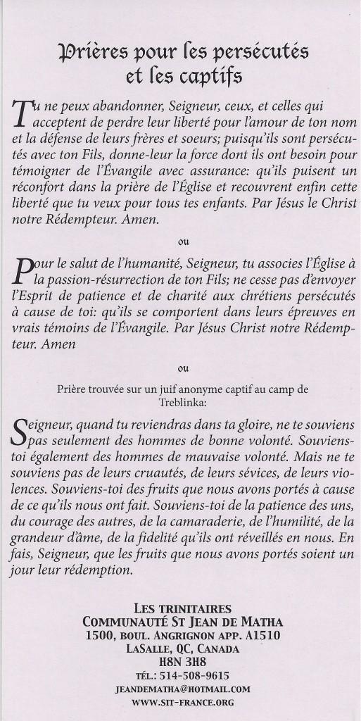 Trinitaires 3
