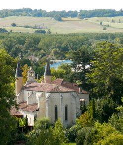 Monastère Saint-Gény