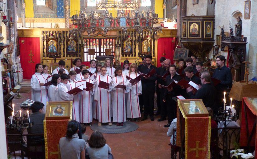Concert à saint Gény