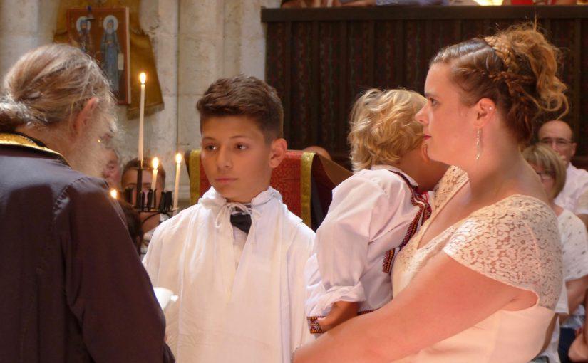 Baptêmes de Louis & Valentin à Saint-Gény