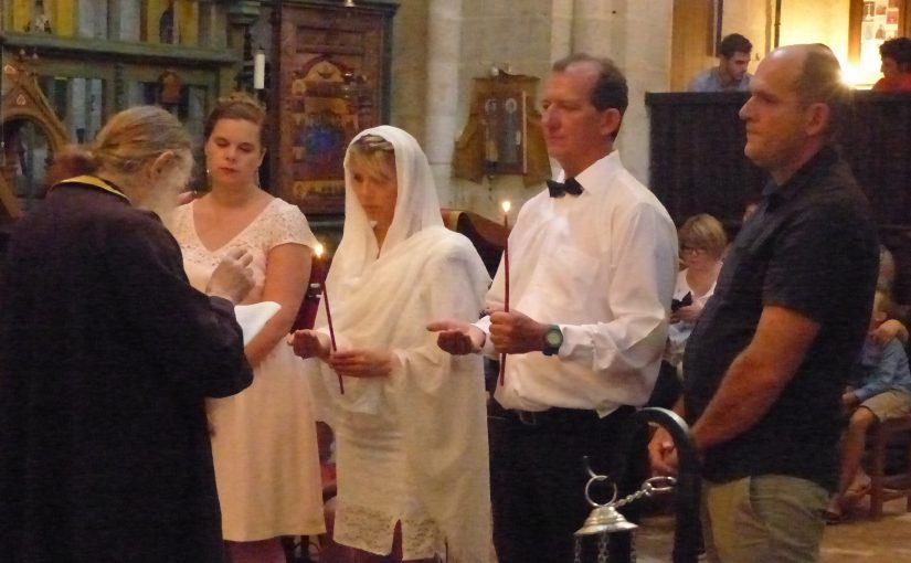 Mariage de Jean-François & Marinela à Saint-Gény