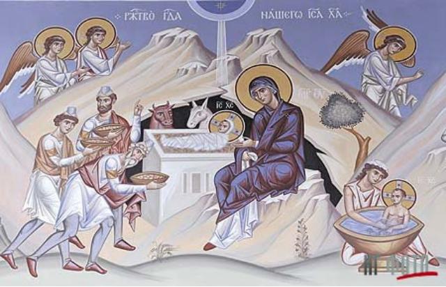 Fête de la Nativité de Notre Seigneur Jésus Christ, 2018