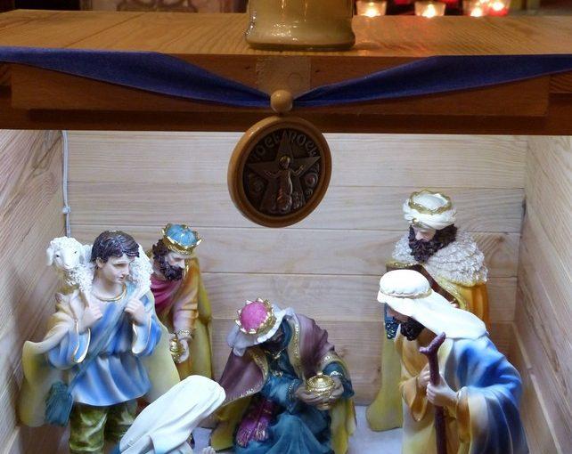 Noël 2017 à Lectoure :             Christ est né !