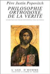 Philosophie orthodoxe de la vérité 4