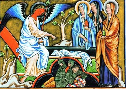 Fête de la Résurrection de Notre Seigneur Jésus-Christ, 2019