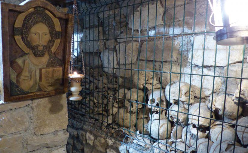 Ossuaire de Saint Babyle