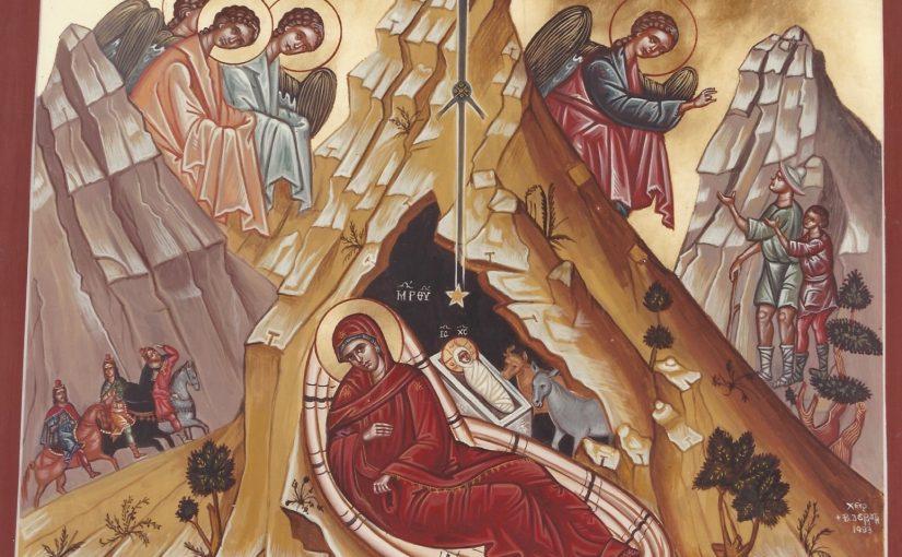 Christ est né ! Noël 2019