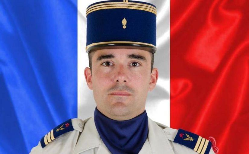 Mémoire Éternelle au Capitaine Nicolas MEGARD